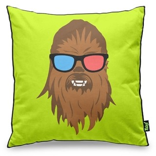 Almofada Geek Side Chewbacca Star Wars