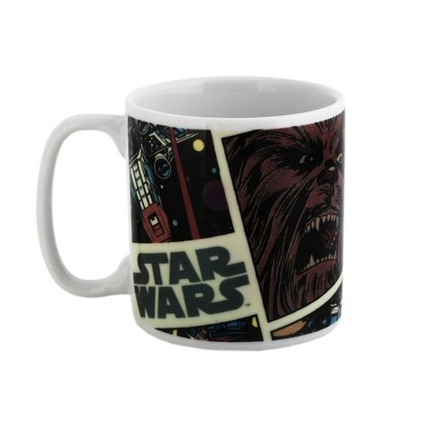 Caneca Chewbacca Comic We Design 250ml - comprar online