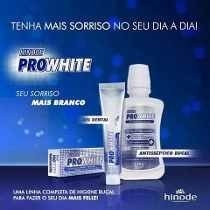 Kit Gel Dental, Antisséptico Bucal Pro White Hinode