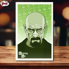 CHAPA BREAKING BAD CODIGO #13