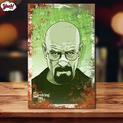 CHAPA BREAKING BAD CODIGO #13 - comprar online