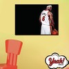 CUADRO DE LONA RECTANGULAR LEBRON JAMES #19