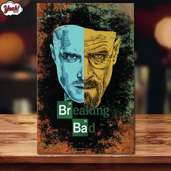 CHAPA BREAKING BAD CODIGO #20 - comprar online