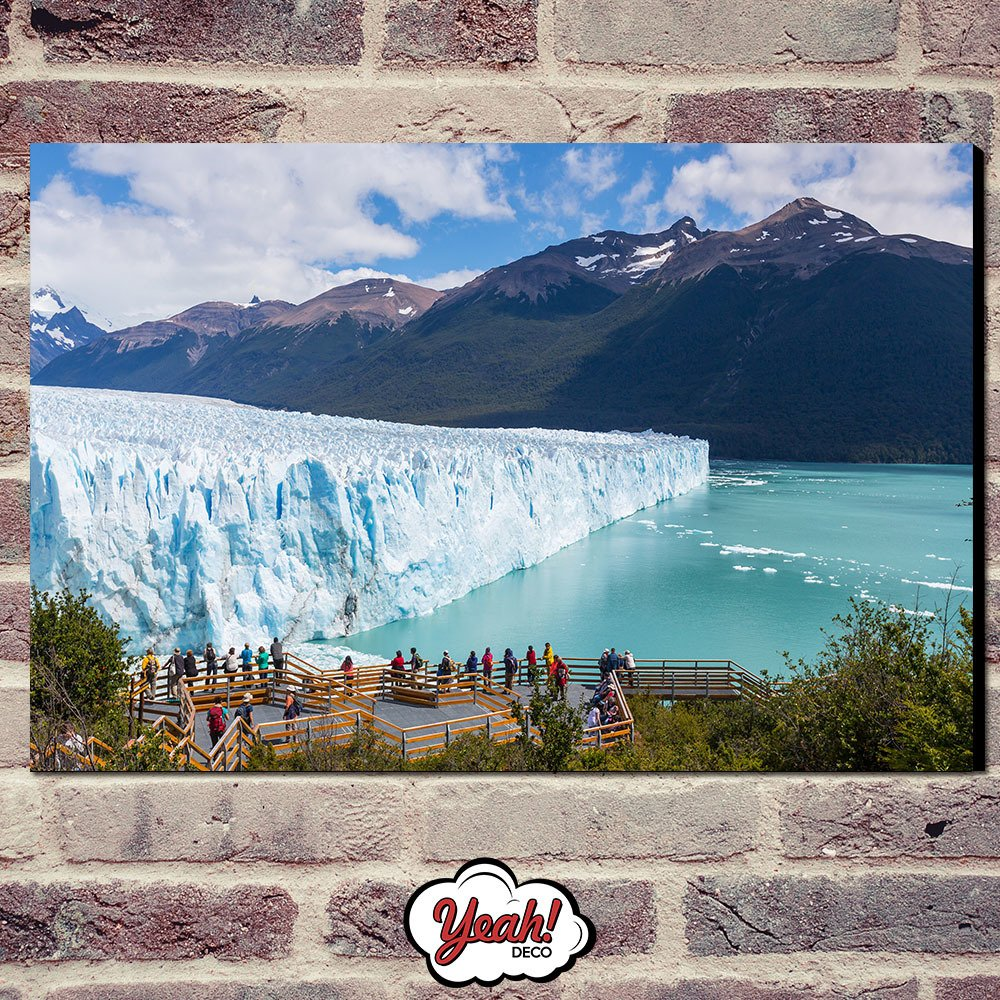 Cuadro de Perito Moreno Codigo #21