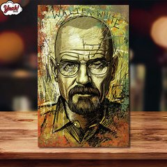 CHAPA BREAKING BAD CODIGO #8 - comprar online