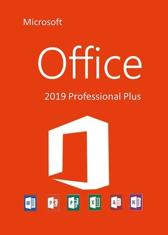 BLACK Office 2019 Professional Plus