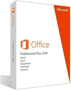 BLACK Office 2016 Professional Plus - comprar online