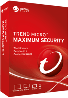 Maximum Internet Security Software 2020 1 Ano 1 PC | Trend Micro