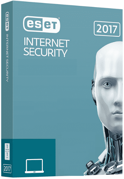 60% OFF - Só Hoje, ESET Internet Security - 2017 - 1 Ano 1PC