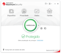 Maximum Internet Security Software 2020 1 Ano 1 PC | Trend Micro - comprar online