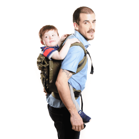 Mochila Toddler Safari - CQM Shop Online