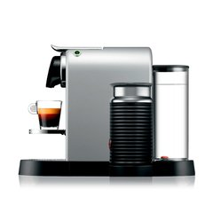 Cafetera Nespresso Citiz & Milk Refresh Silver en internet