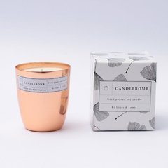 Vela Candle Bomb Green Tea & White Pear - comprar online