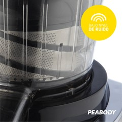Juguera Slow Juicer Peabody 150W en internet