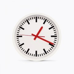 Reloj de Pared Swiss Clock en internet