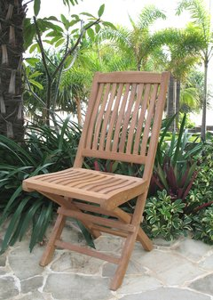 Silla Bali Folding Chair - comprar online