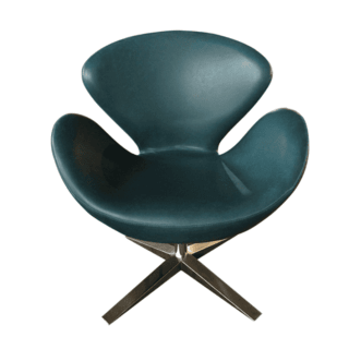 Sillon Swan Giratoria - ALTO IMPACTO Home + Office