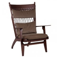 Sillon Louge Chair Escandinavo