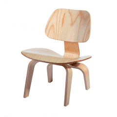 Silla Plywood Lcw by Charles Eames