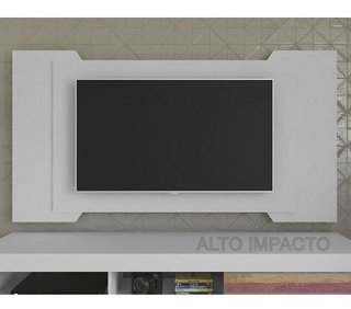 Modular Smart Tv 4k Panel C/soporte Mod. York Extensible