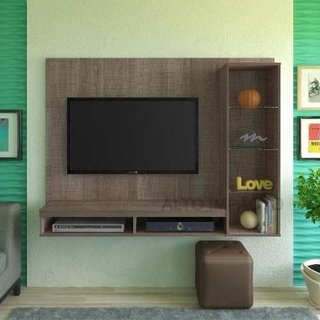 Modular Smart Tv 4k Panel C/ Soporte Led Mod Bass Entrega Ya
