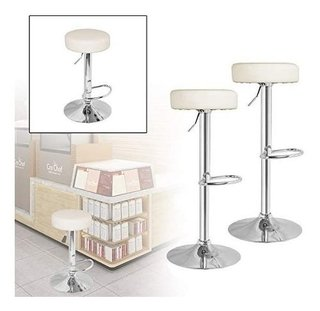 Set* 2 Banqueta Taburete Regulable Desay Atomic Alto Impacto - ALTO IMPACTO Home + Office