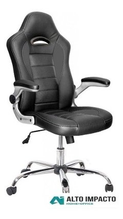 Sillon Silla Gamer Playstation Xbox Base Metal- Alto Impacto
