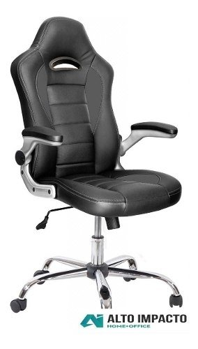 Sillon Gamer Playstation Pc Base Metal G 6 P - Alto Impacto