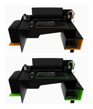 Escritorio Gamer  Pc Playstation Xbox Nintendo Ai20