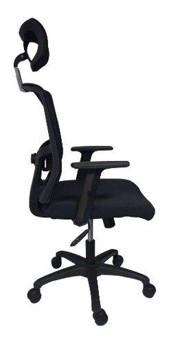 Sillon Barberia Corte  Regulable Cabezal - Alto Impacto - ALTO IMPACTO Home + Office