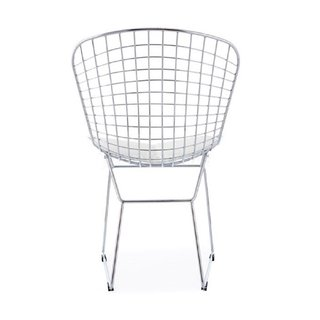 Silla Harry  Bertoia Cromada - ALTO IMPACTO Home + Office