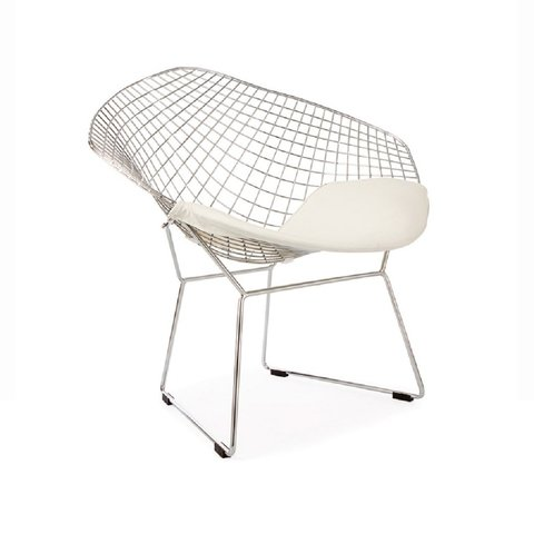 Sillon Diamond Harry Bertoia Wire