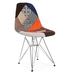Silla Dsr Patchwork New By Charles Eames