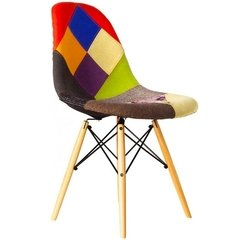 Silla Dsw Patchwork Old By Charles Eames