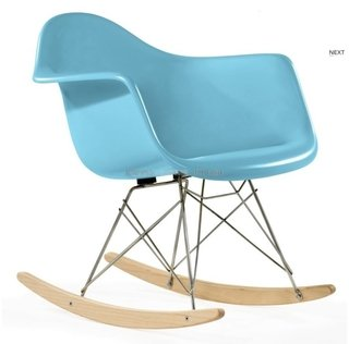 Sillon Eames  Rocking Chair - ALTO IMPACTO Home + Office
