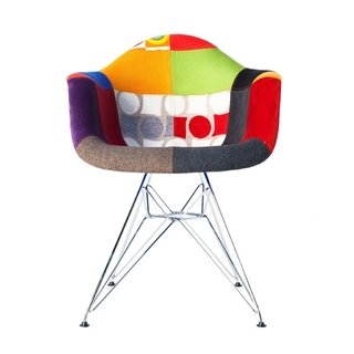 Sillon Dar Patchwork By Charles Eames - comprar online