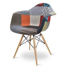 Sillon Daw Patchwork By Charles Eames New