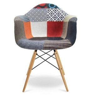 Sillon Daw Patchwork By Charles Eames New - comprar online