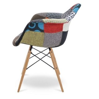 Sillon Daw Patchwork By Charles Eames New en internet