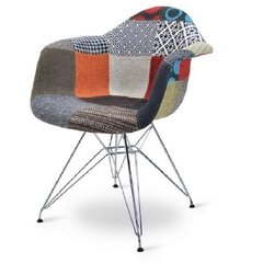 Sillon Dar Patchwork By Charles Eames New