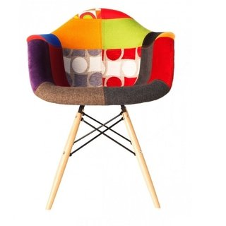 Sillon Daw Patchwork By Charles Eames Old en internet