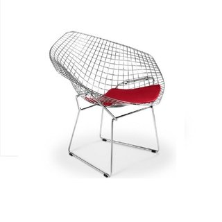 Sillon Diamond Harry Bertoia Wire en internet