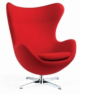 Sillon Egg Poltrona Arne Jacobsen - ALTO IMPACTO Home + Office