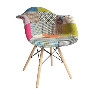 Sillon Daw Patchwork By Charles Eames Old - comprar online