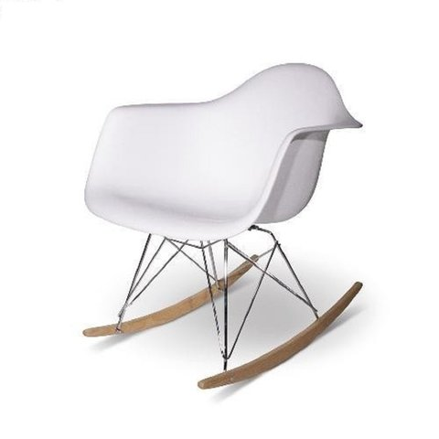 Sillon Eames  Rocking Chair