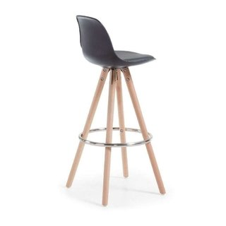 Banqueta Tulip Base Slim - ALTO IMPACTO Home + Office