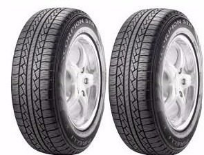 Kit X2 225/65r17 Pirelli Scorpion Str Crv Rav4 Journey