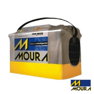 Bateria Moura 12x60 Mi26ad (peugeot-renault-ford-vw)