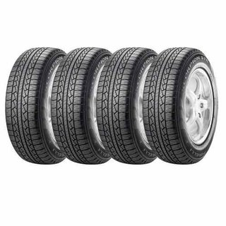 Kit X4 Neumaticos 235/55r17 Pirelli Scorpion Str Kuga  Q3