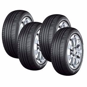 Kit X4 Neumatico Continental 195/65r15 91h Contipowercontact